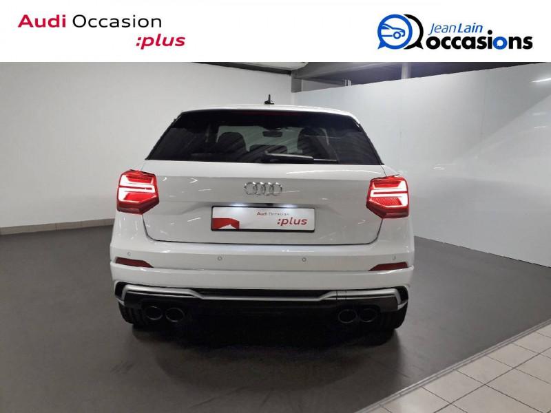 Audi Q2 SQ2 50 TFSI 300 ch S tronic 7 Quattro  5p Blanc occasion à La Motte-Servolex - photo n°6