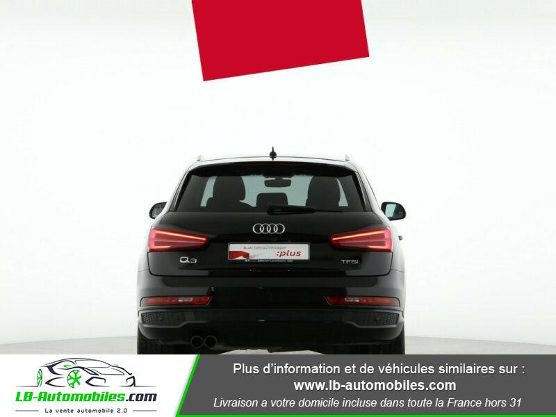 Audi Q3 1.4 TFSI 150 ch / S tronic 6 / S-Line Noir occasion à Beaupuy - photo n°3