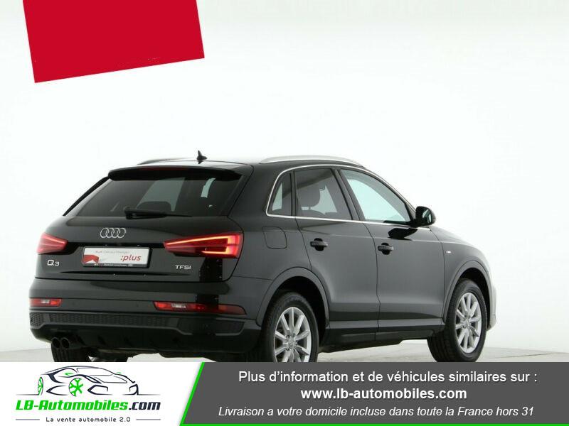 Audi Q3 1.4 TFSI 150 ch / S tronic 6 / S-Line Noir occasion à Beaupuy - photo n°2