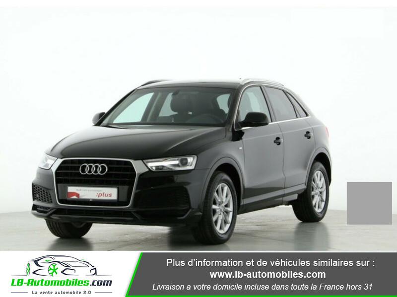 Audi Q3 1.4 TFSI 150 ch / S tronic 6 / S-Line Noir occasion à Beaupuy