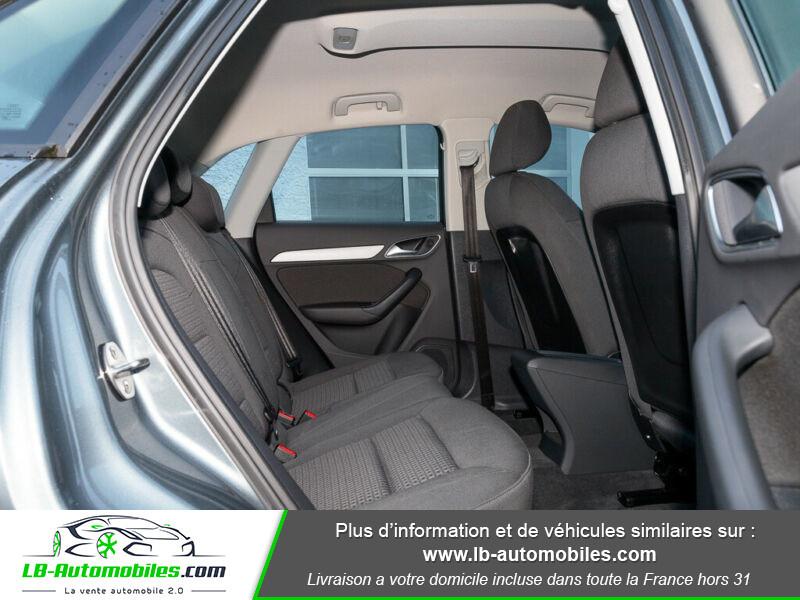 Audi Q3 1.4 TFSI 150 ch / S tronic 6 Gris occasion à Beaupuy - photo n°5