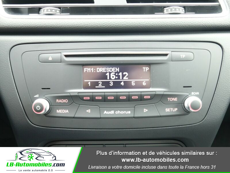 Audi Q3 1.4 TFSI 150 ch / S Tronic 6 Blanc occasion à Beaupuy - photo n°6