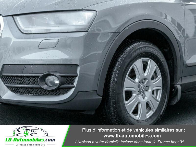 Audi Q3 1.4 TFSI 150 ch / S tronic 6 Gris occasion à Beaupuy - photo n°10