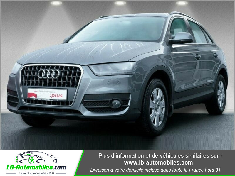Audi Q3 1.4 TFSI 150 ch / S tronic 6 Gris occasion à Beaupuy