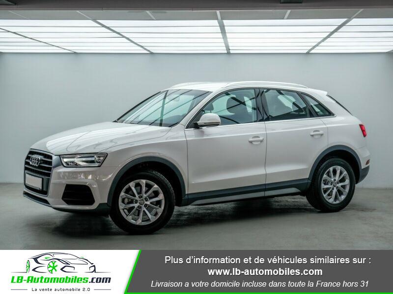 Audi Q3 1.4 TFSI 150 ch / S Tronic 6 Blanc occasion à Beaupuy - photo n°11