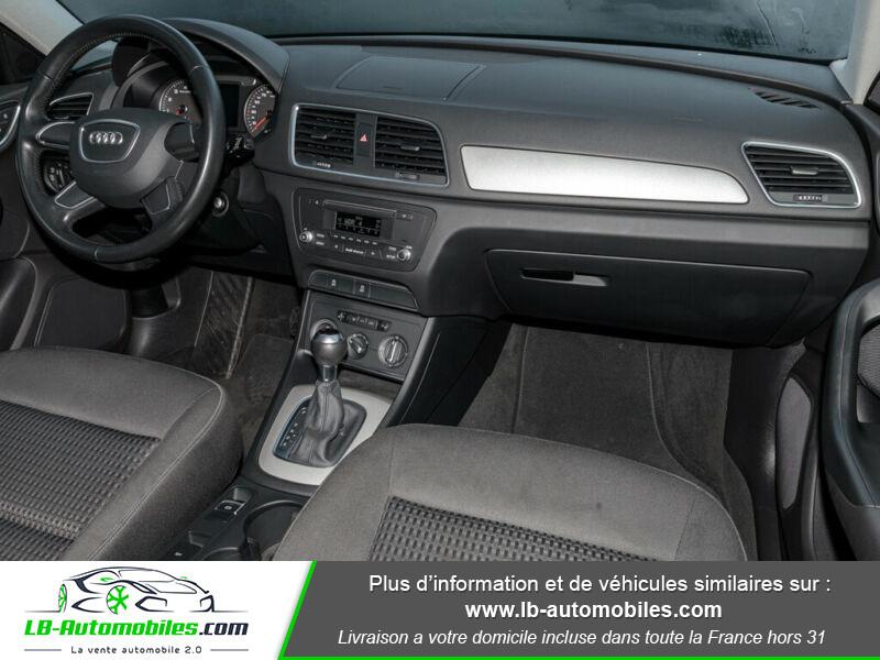 Audi Q3 1.4 TFSI 150 ch / S tronic 6 Gris occasion à Beaupuy - photo n°2