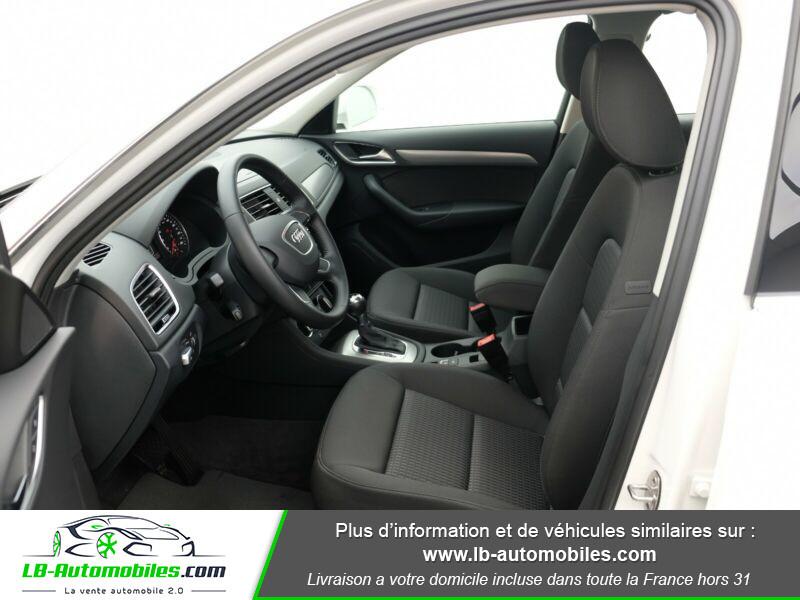 Audi Q3 1.4 TFSI 150 ch / S Tronic 6 Blanc occasion à Beaupuy - photo n°4