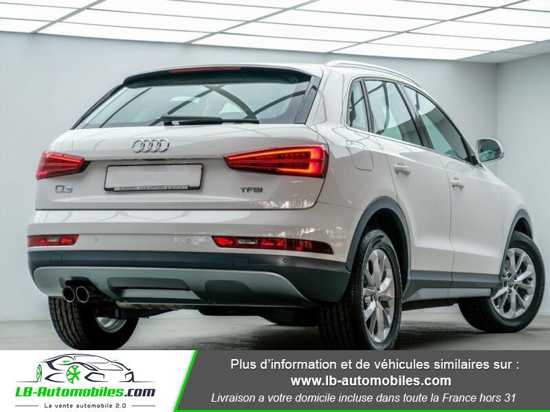 Audi Q3 1.4 TFSI 150 ch / S Tronic 6 Blanc occasion à Beaupuy - photo n°3