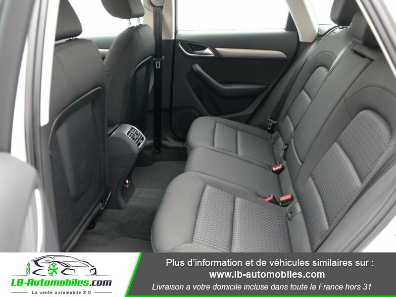 Audi Q3 1.4 TFSI 150 ch / S Tronic 6 Blanc occasion à Beaupuy - photo n°5