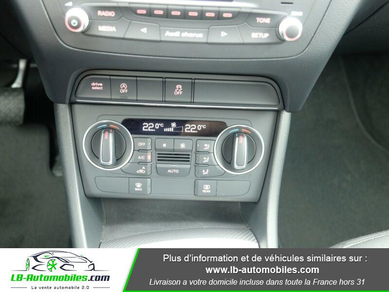Audi Q3 1.4 TFSI 150 ch / S Tronic 6 Blanc occasion à Beaupuy - photo n°7