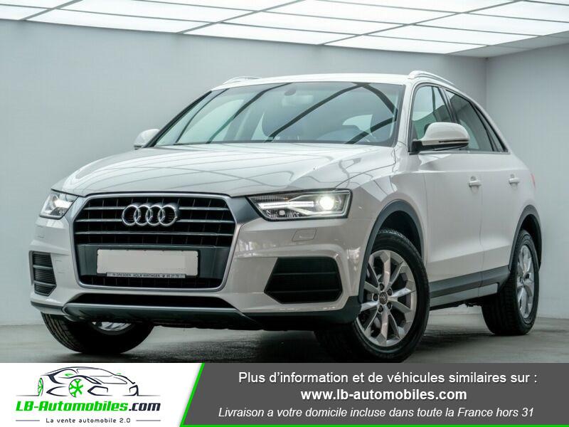 Audi Q3 1.4 TFSI 150 ch / S Tronic 6 Blanc occasion à Beaupuy