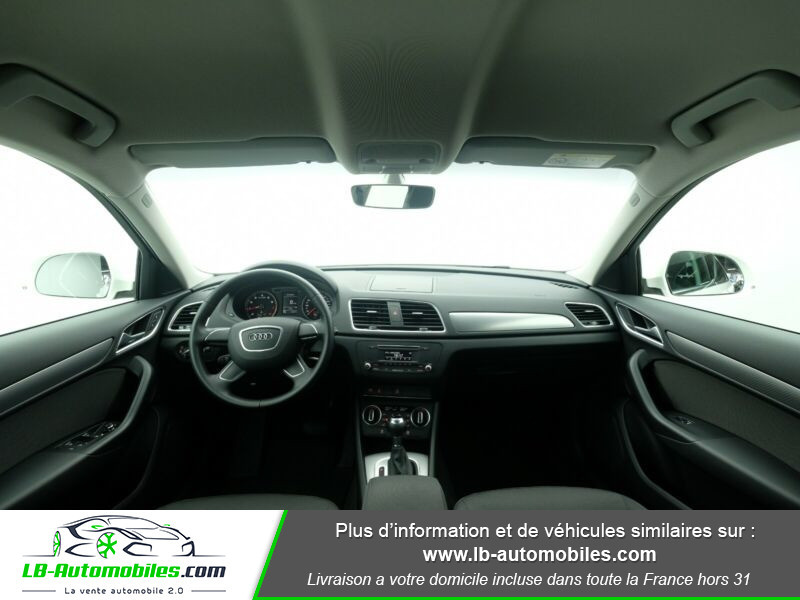 Audi Q3 1.4 TFSI 150 ch / S Tronic 6 Blanc occasion à Beaupuy - photo n°2
