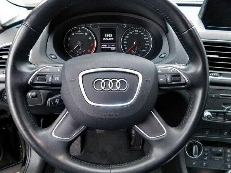 Audi Q3 1.4 TFSI 150 Noir occasion à Beaupuy - photo n°2