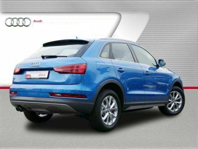 Audi Q3 1.4 TFSI 150 Bleu occasion à Beaupuy - photo n°3