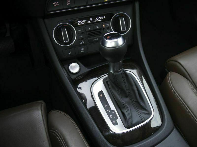 Audi Q3 1.4 TFSI 150 Bleu occasion à Beaupuy - photo n°6