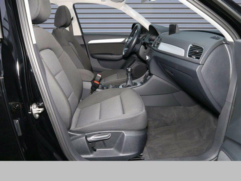 Audi Q3 1.4 TFSI 150 Noir occasion à Beaupuy - photo n°4