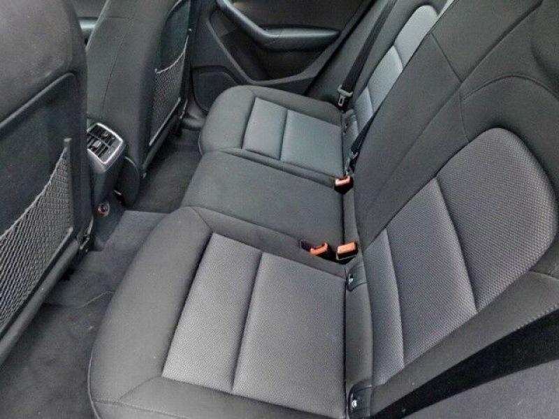 Audi Q3 1.4 TFSI 150 Noir occasion à Beaupuy - photo n°6