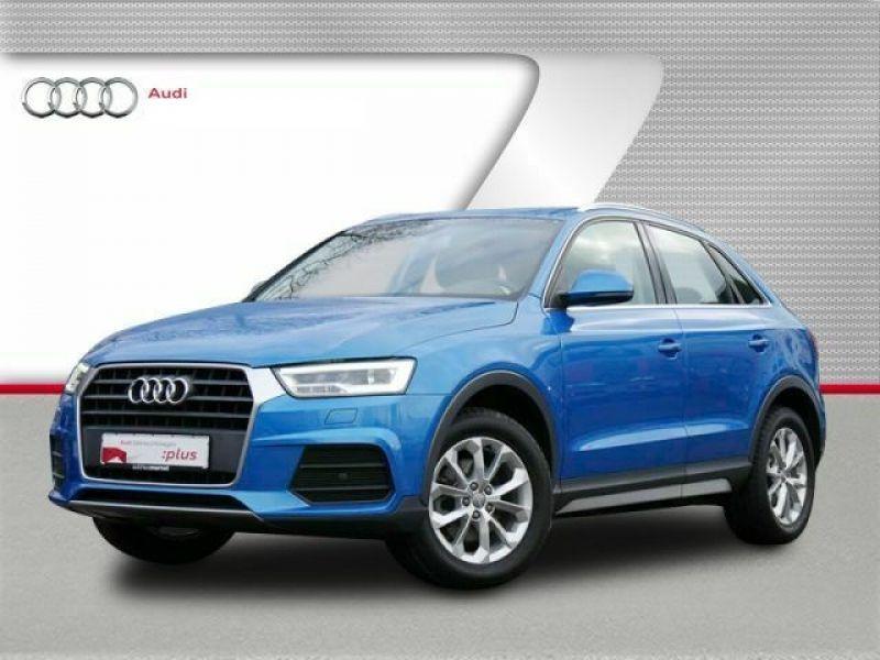 Audi Q3 1.4 TFSI 150 Bleu occasion à Beaupuy