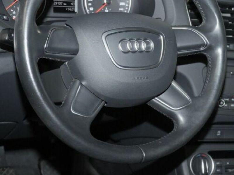 Audi Q3 1.4 TFSI 150 Noir occasion à Beaupuy - photo n°8