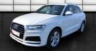 Audi Q3 1.4 TFSI 150ch COD S line S tronic 6 Blanc à La Rochelle 17