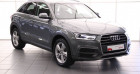 Audi Q3 1.4 TFSI COD 150 ch S tronic 6 Urban Techno Gris à Rouen 76
