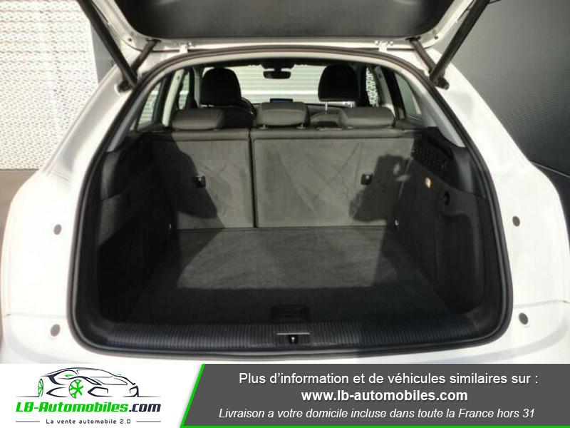 Audi Q3 2.0 TDI 120ch S tronic Blanc occasion à Beaupuy - photo n°12