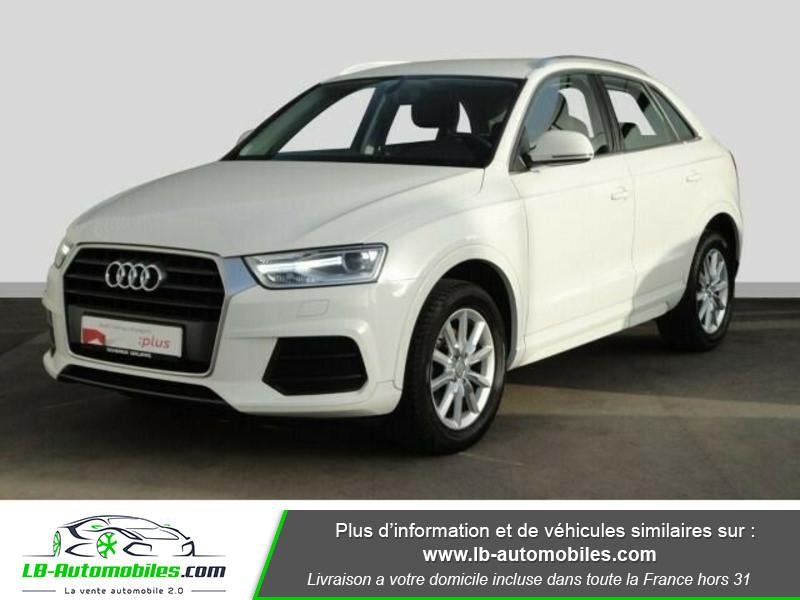 Audi Q3 2.0 TDI 120ch S tronic Blanc occasion à Beaupuy
