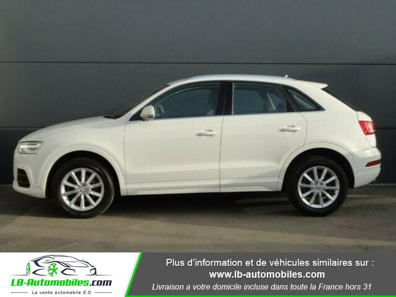 Audi Q3 2.0 TDI 120ch S tronic Blanc occasion à Beaupuy - photo n°11