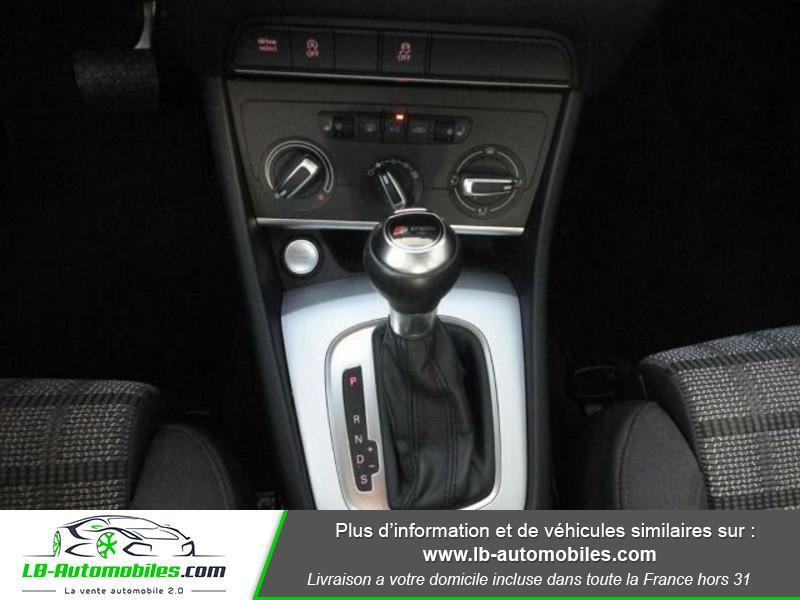 Audi Q3 2.0 TDI 120ch S tronic Blanc occasion à Beaupuy - photo n°8