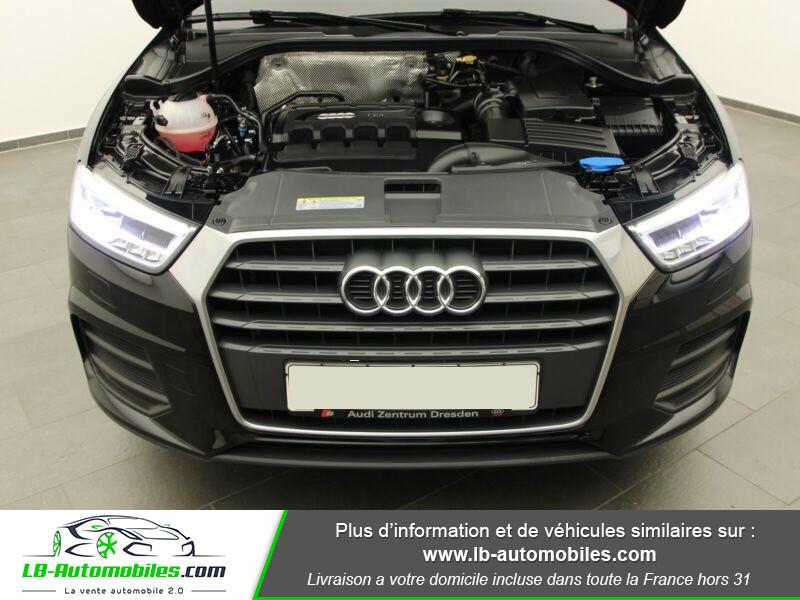 Audi Q3 2.0 TDI 120ch Noir occasion à Beaupuy - photo n°11