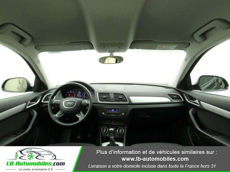 Audi Q3 2.0 TDI 120ch Noir occasion à Beaupuy - photo n°2