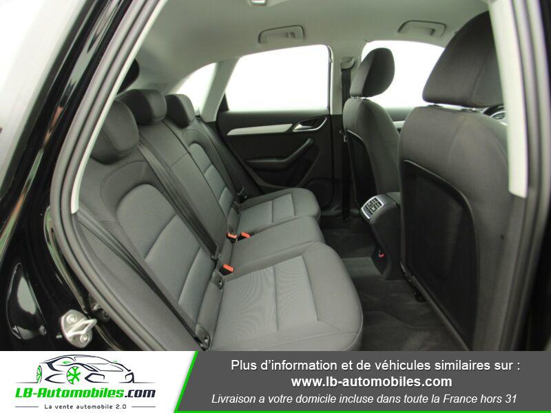 Audi Q3 2.0 TDI 120ch Noir occasion à Beaupuy - photo n°5