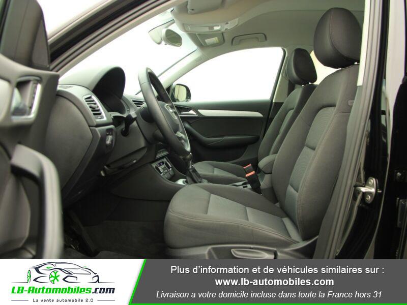 Audi Q3 2.0 TDI 120ch Noir occasion à Beaupuy - photo n°9