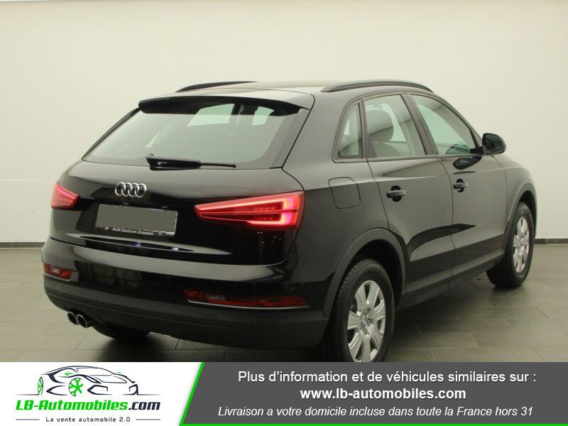 Audi Q3 2.0 TDI 120ch Noir occasion à Beaupuy - photo n°3