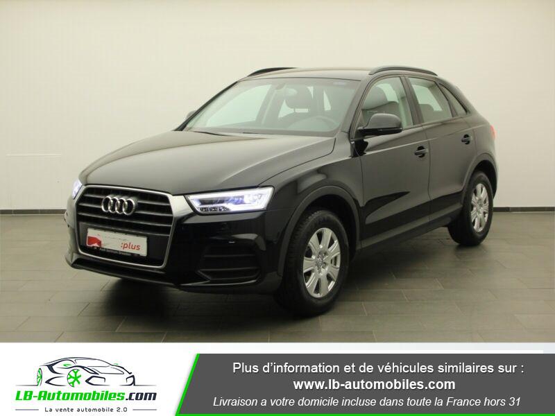 Audi Q3 2.0 TDI 120ch Noir occasion à Beaupuy