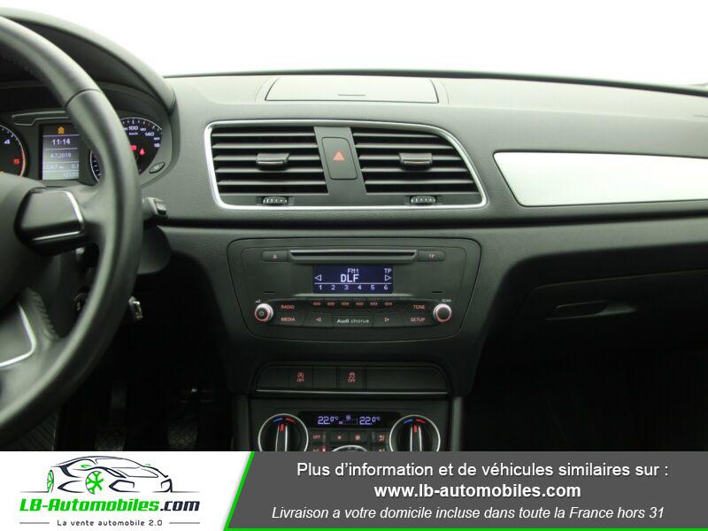 Audi Q3 2.0 TDI 120ch Noir occasion à Beaupuy - photo n°7