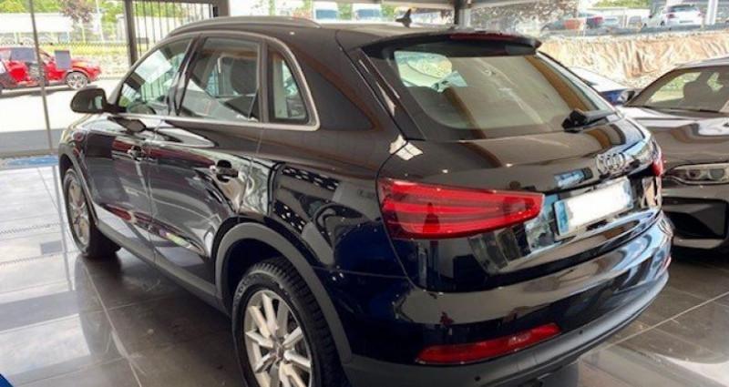 Audi Q3 2.0 TDI 140 AMBIENTE QUATTRO BVM6 Noir occasion à Saint Vincent De Boisset - photo n°4