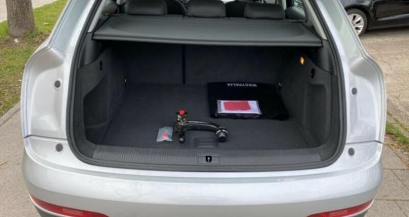 Audi Q3 2.0 TDI 140 Ambiente Gris occasion à Boulogne-Billancourt - photo n°7