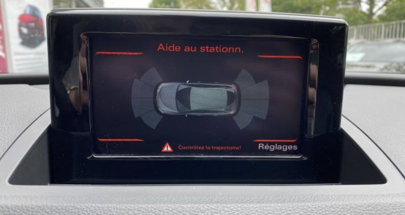 Audi Q3 2.0 TDI 140 ch Ambition Luxe Noir occasion à Saint-Ouen - photo n°7