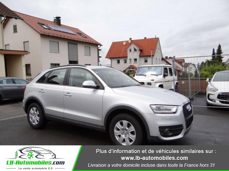 Audi Q3 2.0 TDI 140 ch Argent occasion à Beaupuy