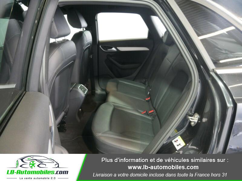 Audi Q3 2.0 TDI 140 ch Noir occasion à Beaupuy - photo n°8