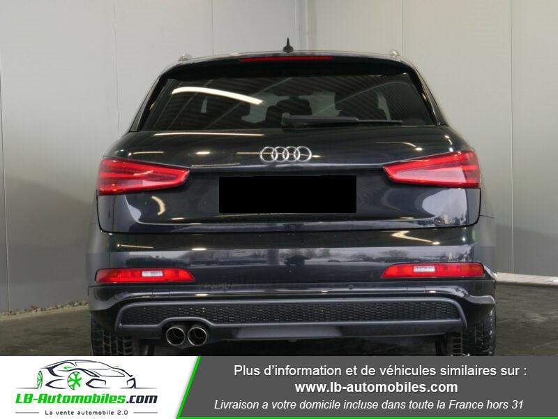 Audi Q3 2.0 TDI 140 ch Noir occasion à Beaupuy - photo n°13