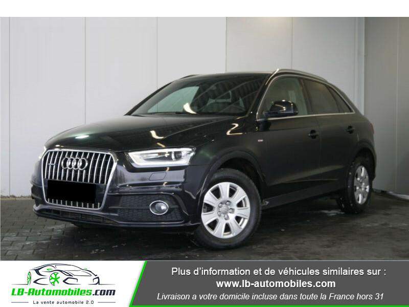 Audi Q3 2.0 TDI 140 ch Noir occasion à Beaupuy