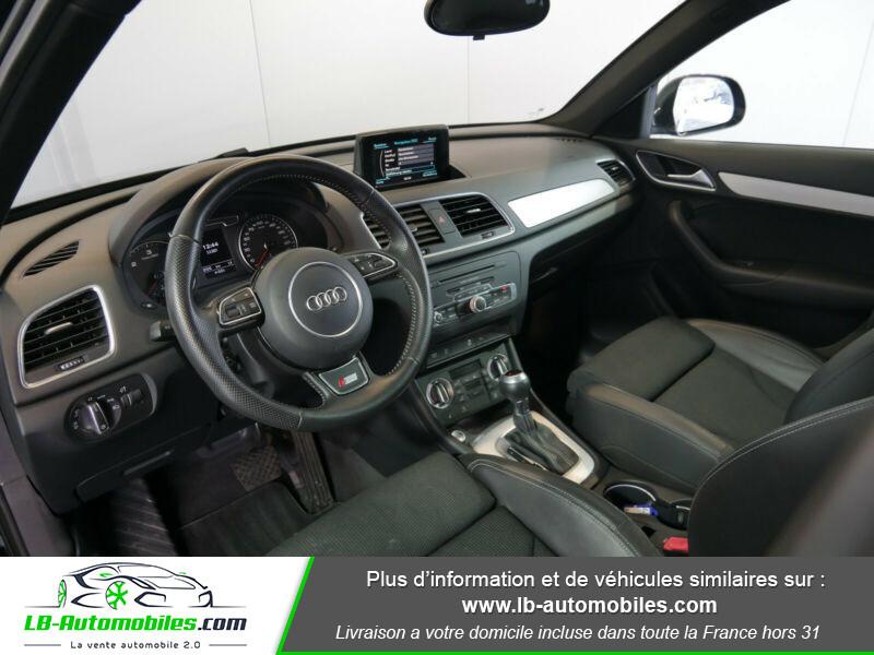Audi Q3 2.0 TDI 140 ch Noir occasion à Beaupuy - photo n°2