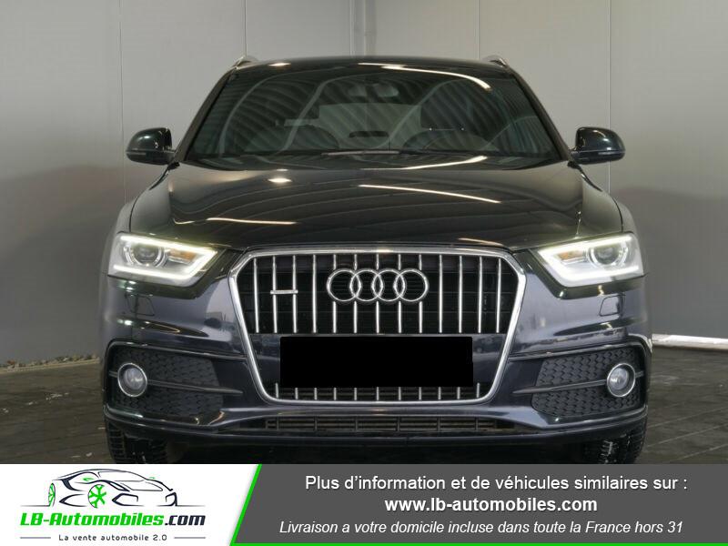 Audi Q3 2.0 TDI 140 ch Noir occasion à Beaupuy - photo n°11