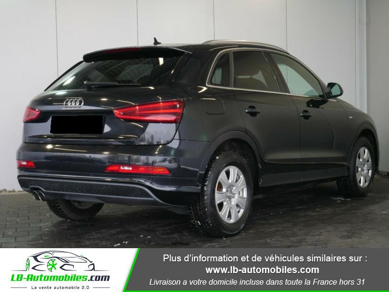 Audi Q3 2.0 TDI 140 ch Noir occasion à Beaupuy - photo n°14