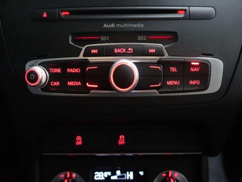Audi Q3 2.0 TDI 140 Gris occasion à Beaupuy - photo n°7