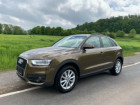 Audi Q3 2.0 TDI 140 Marron à Beaupuy 31