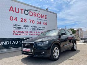 Audi Q3 Noir, garage AUTODROME à Marseille 10