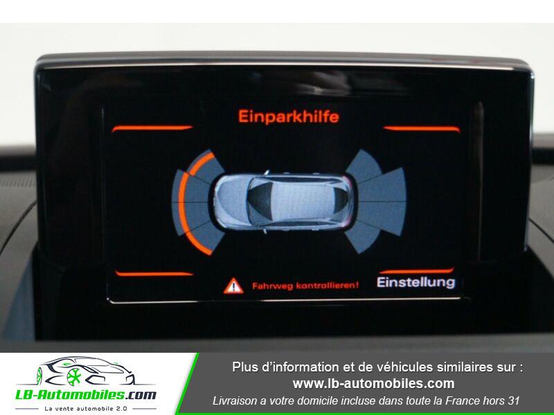 Audi Q3 2.0 TDI 150 ch Quattro S tronic S Line Noir occasion à Beaupuy - photo n°10